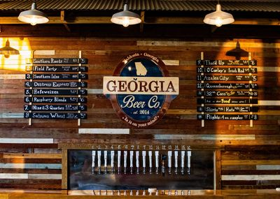 Georgia Beer Company