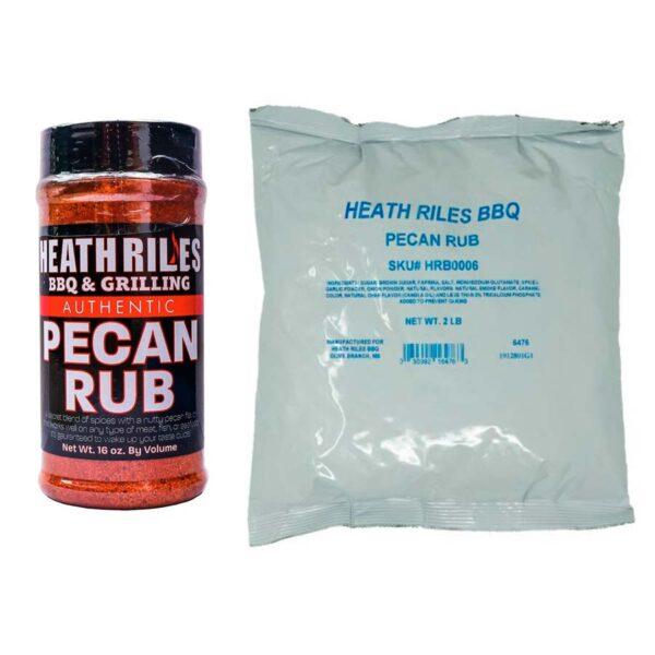 Pecan Rub Combo