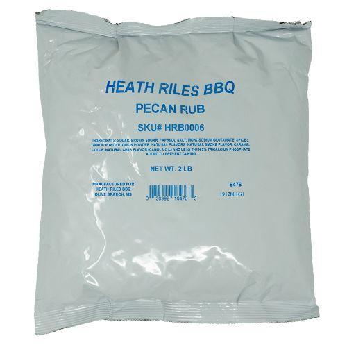Pecan Rub 2lb Bag