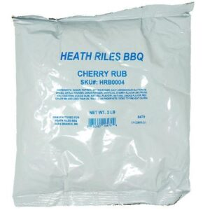 Cherry Rub 2lb Bag
