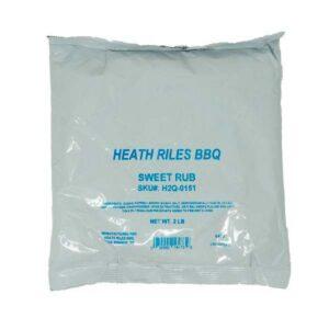 Sweet BBQ Rub 2lb Bag
