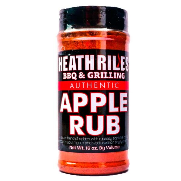 Apple Rub Shaker