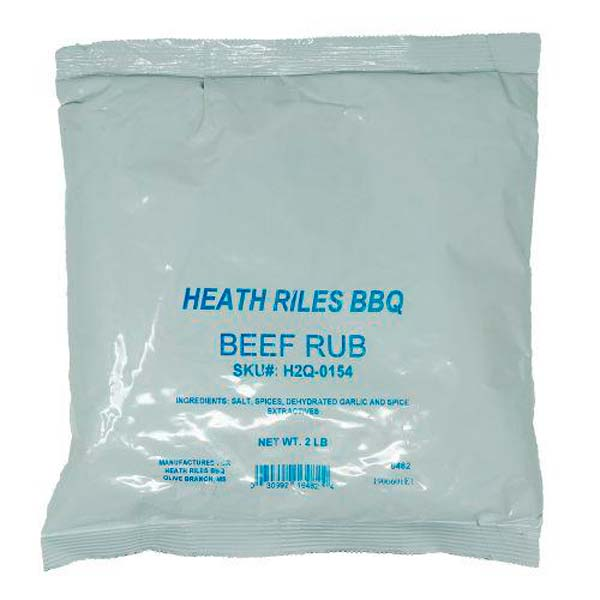 Beef Rub 2lb bag