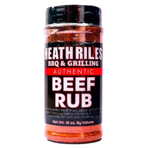 Beef Rub Shaker
