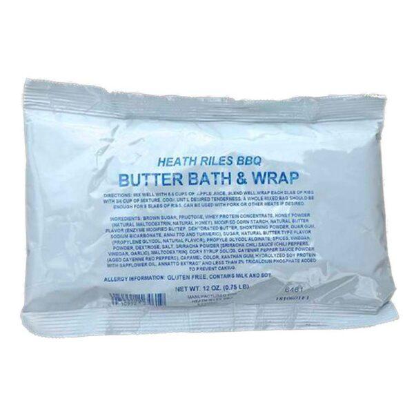 Butter Bath Wrap
