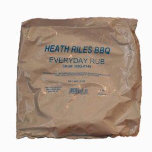 Everday Rub 2lb bag