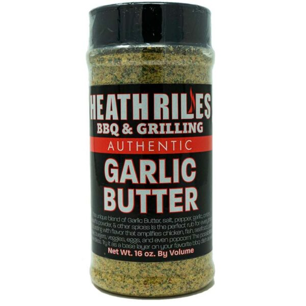 Garlic Butter Rub Shaker