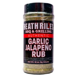 Garlic Jalapeno Rub Shaker