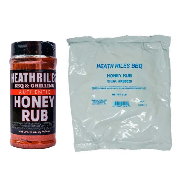 Honey Rub Combo
