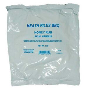 Honey Rub 2lb bag